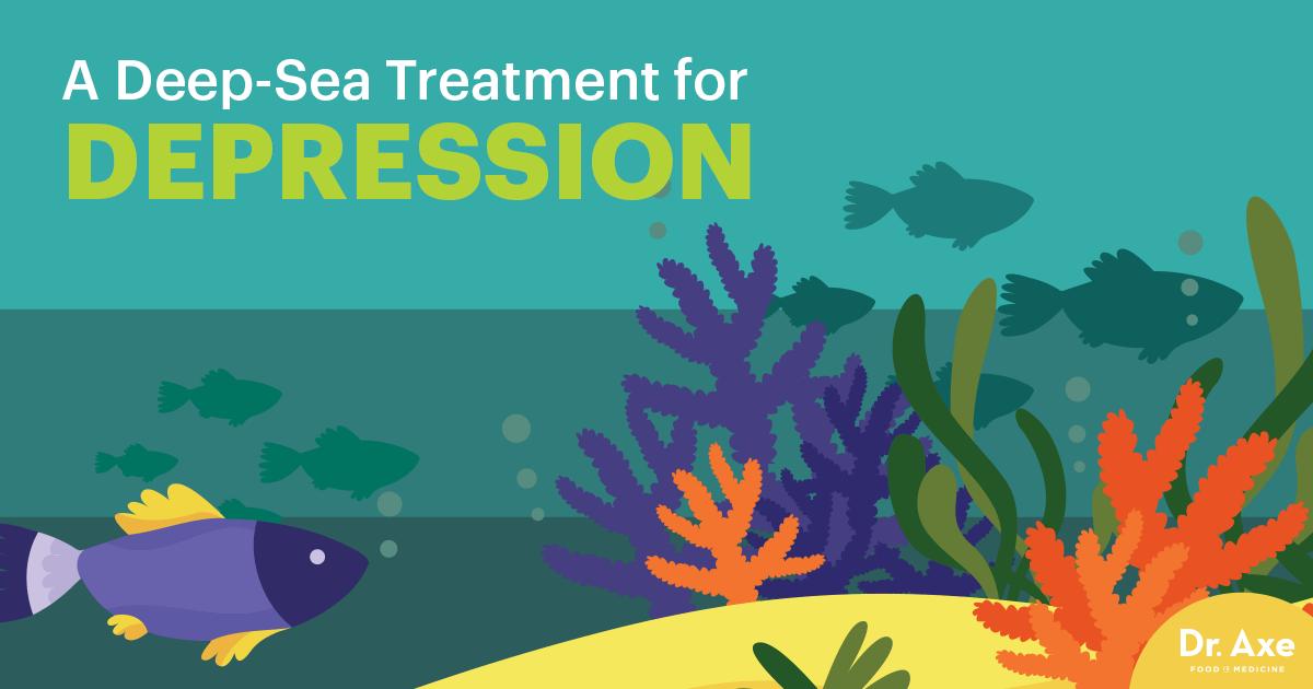 Marine Phytoplankton – Deep Sea Treatment for Depression