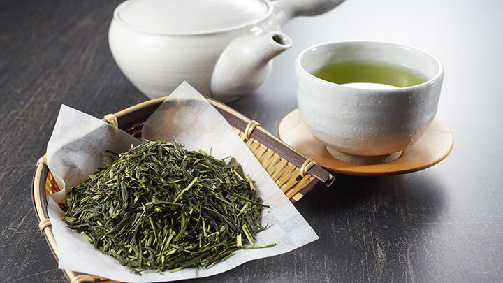 PanaSea Ingredient - Green tea (Camellia sinensis)
