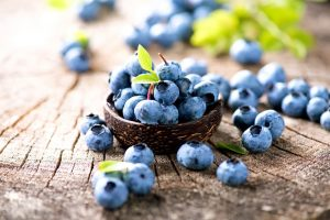 PanaSea Ingredient -Blueberry (Vaccinium corymbosum)