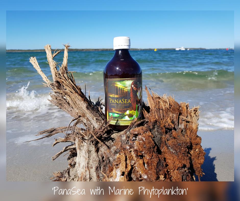 PanaSea with Marine Phytoplankton